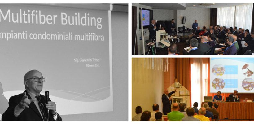 """Presentazioni """"Multifiber Building"""""""