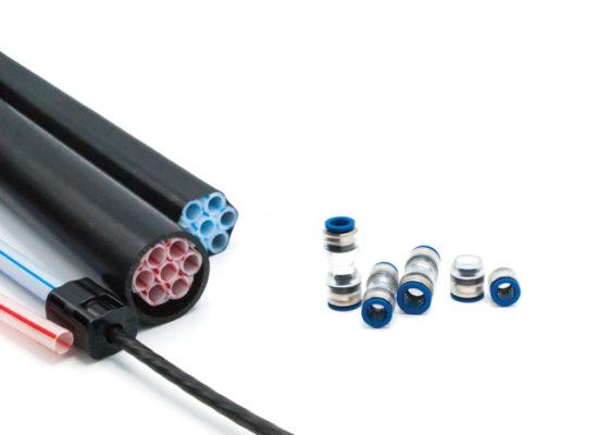 Prodotti per la posa di cavi ottici