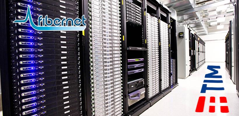 Fibernet vendor data center Tim