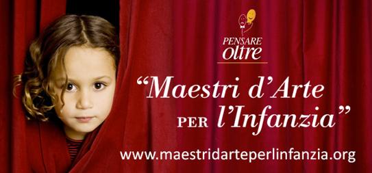 """Fibernet promuove """"Maestri d'Arte per l'Infanzia"""""""