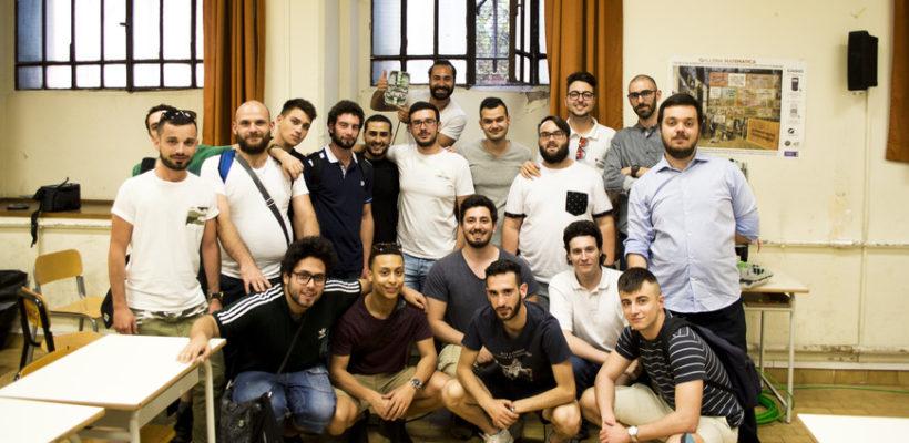 Corso di formazione sulla fibra ottica all'ITIS Galilei: i giuntisti del futuro