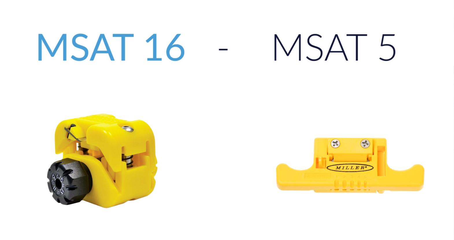 Msat 16 - Msat 5