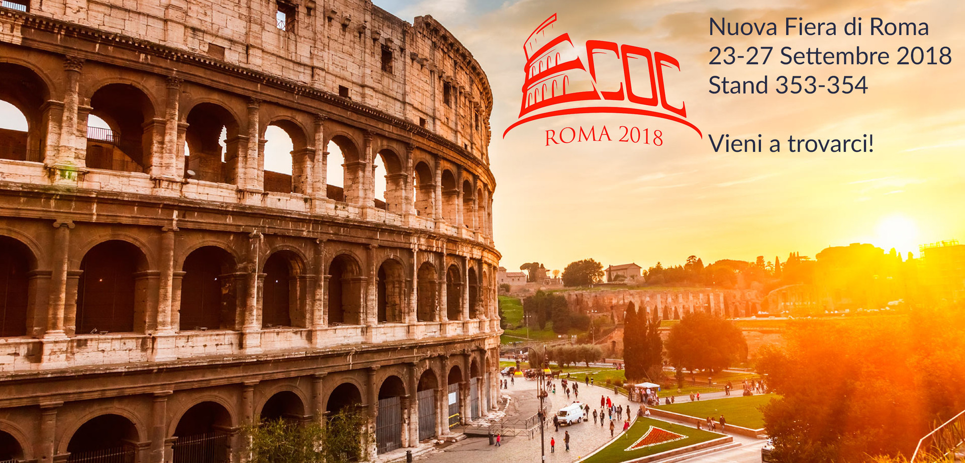 roma ecoc 2018