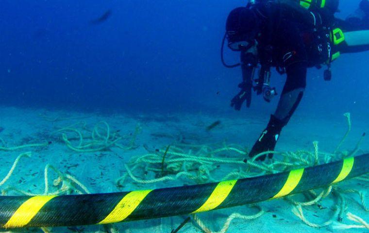 EllaLink cavo sottomarino
