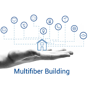 MULTIFIBER BUILDING
